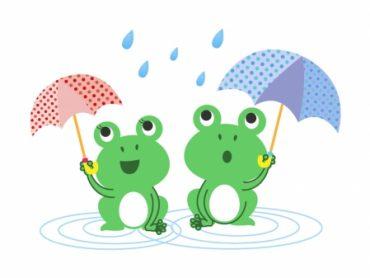 もうすぐ梅雨入り・・・?